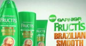 Garnier Fructis Brazilian Smooth Haircare