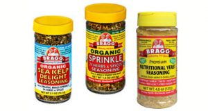FREE Samples of Bragg Health Food