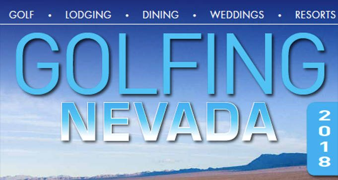 FREE Copy of Golfing Nevada Magazine