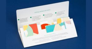 FREE Moo Business Cards Sample Pack