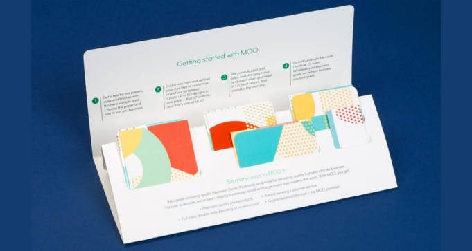 Free Moo Business Cards Sample Pack Free Samples Hub