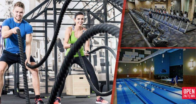 FREE XSport Fitness 7 Day Guest Pass