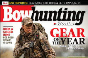 FREE Subscription to Bowhunting World Magazine