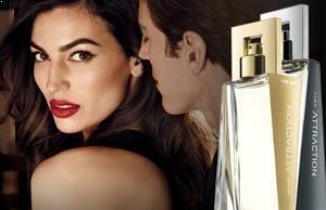 Avon Attraction for Him & Her Fragrance Sample