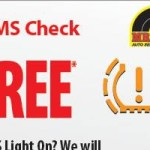 FREE TPMS Light Check at Mr. Tire