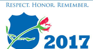 FREE NLEOMF 2017 Supporter Decal