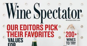 FREE Subscription to Wine Spectator Magazine