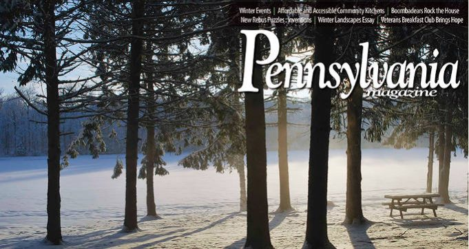 FREE Sample Issue of Pennsylvania Magazine