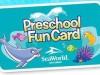 FREE 2016 SeaWorld Preschool Fun Card