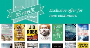FREE $5 Kobo eBook Credit