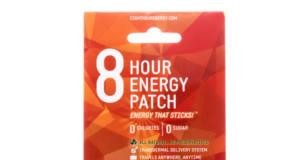 FREE Sample of 8 Hour Energy Patch