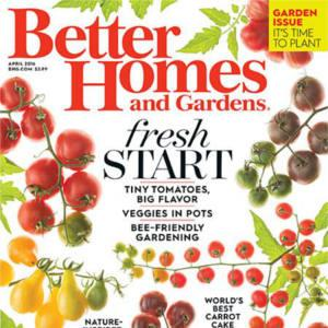 Free Better Homes Gardens Magazine Subscription With