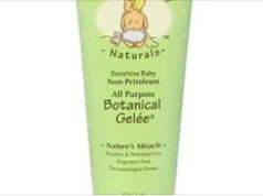 FREE Sample of Susan Brown's Baby Naturals Botanical Gelee