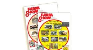 FREE Sample Issue of Farm Show Magazine