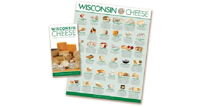 FREE Wisconsin Cheese Variety Guide