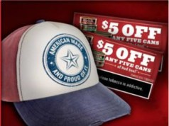 FREE Red Seal American-Made Hat