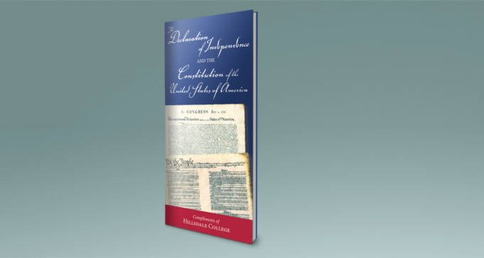 FREE Pocket Constitution Booklet