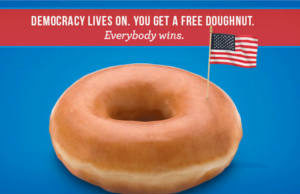 Election Day Freebies