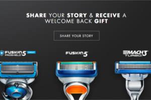 FREE Gillette Razor - Free Samples Hub