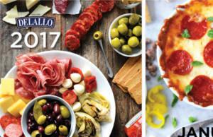 FREE 2017 DeLallo Calendar