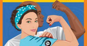 FREE AmeriCorps Get Things Done for America Stickers