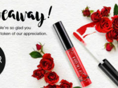 FREE Sample of Kiss Lip Lacquer