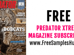 FREE Subscription to Predator Xtreme Magazine
