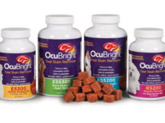 OcuBright Tear Stain Remover Sample for Dogs