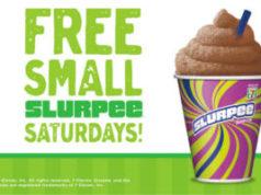 FREE Small Slurpee at 7-Eleven