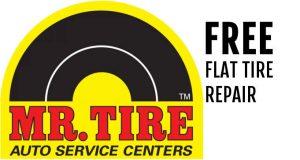 Mr Tire Free Flat Tire Repair