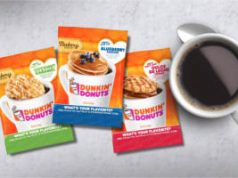 FREE Trial Samples of Dunkin' Donuts Bakery Series Coffee