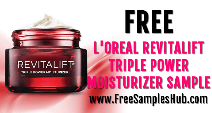 L'Oreal Revitalift Triple Power Moisturizer