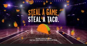 FREE Doritos Locos Taco at Taco Bell