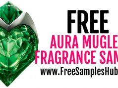 FREE Sample of Aura Mugler Eau De Parfum