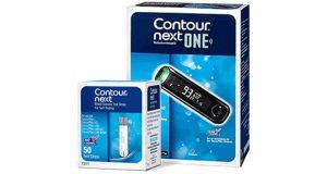 FREE Contour Next One Blood Glucose Meter Kit