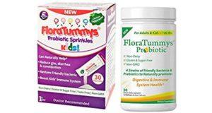 FREE Sample of FloraTummys Probiotic