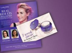FREE Sample of Lancome Renergie Lift Multi-Action Day Cream