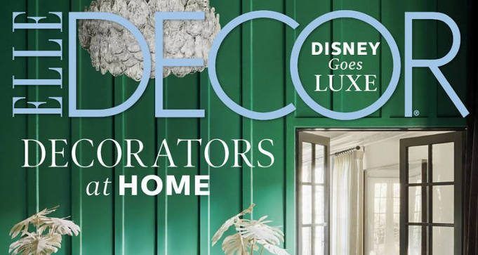 FREE Subscription to Elle Decor Magazine