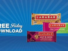 FREE Larabar Single Bar at Kroger & Affiliate Stores