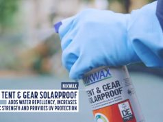 FREE Sample of Nikwax Concentrated Tent & Gear SolarProof