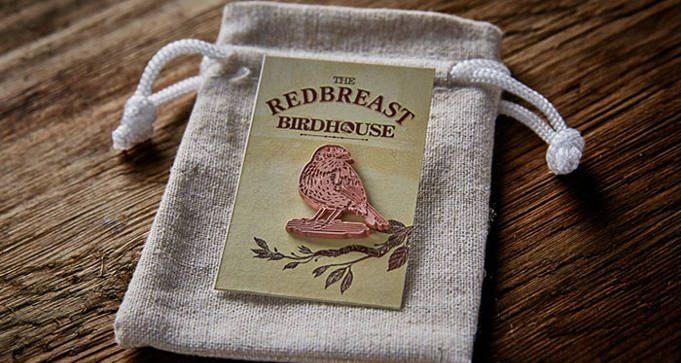 FREE Redbreast Pin