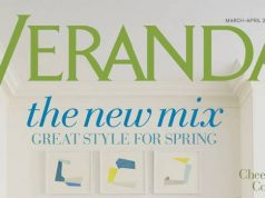 FREE Subscription to Veranda Magazine
