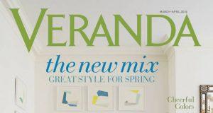 FREE Subscription to Veranda Magazine