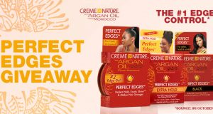 FREE Sample of Creme of Nature Perfect Edges