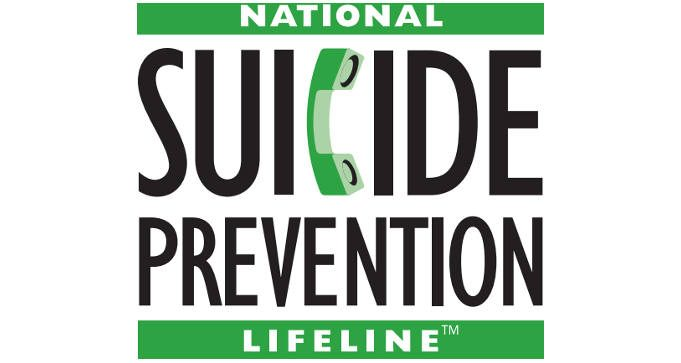 FREE National Suicide Prevention Lifeline Magnet