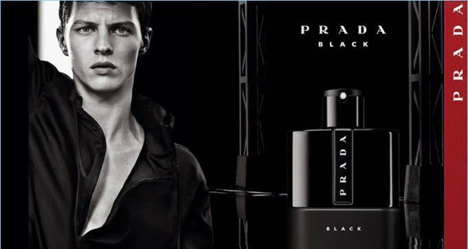 FREE Sample of Prada Luna Rossa Black Fragrance