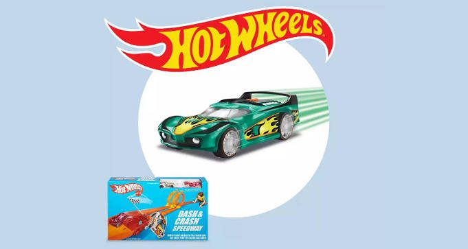 FREE Hot Wheels Car for Kids at Target