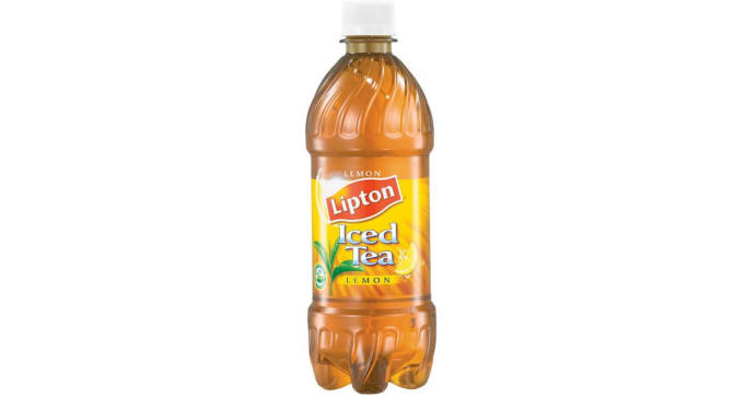 Lipton Tea 20oz Bottle For Sale: FREE 20oz. Bottle Of Lipton Iced Tea