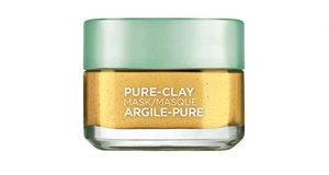 FREE Sample of LOreal Paris Pure-Clay Yuzu Lemon Mask