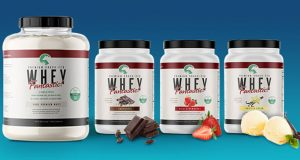 FREE Sample of Whey Fantastic Protein Shake